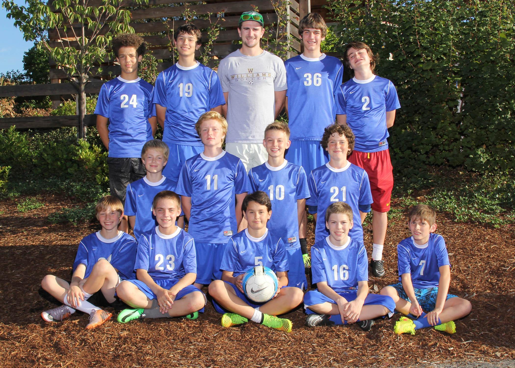 Catlin Gabel School Team Directory