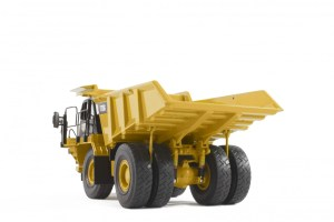 CAT 1:50 scale 775G Mining Truck TR30002