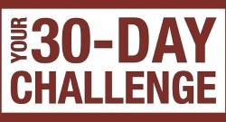 #30dayschallengeblog 14 – 3 bonnes habitudes de santé