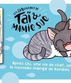 Les chaventures de Taï & mamie Sue 1 (NOBI NOBI)