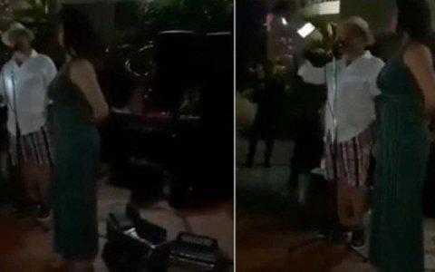 repercussao internacional homem e traido e faz festa para anunciar amante famoso da esposa veja o video