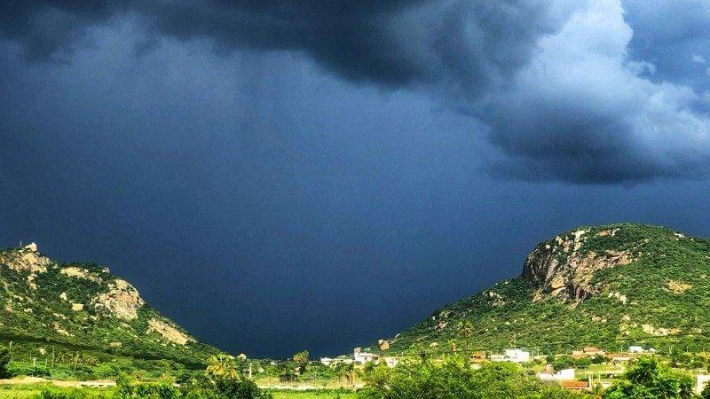 aesa preve inicio de semana santa chuvoso em toda paraiba
