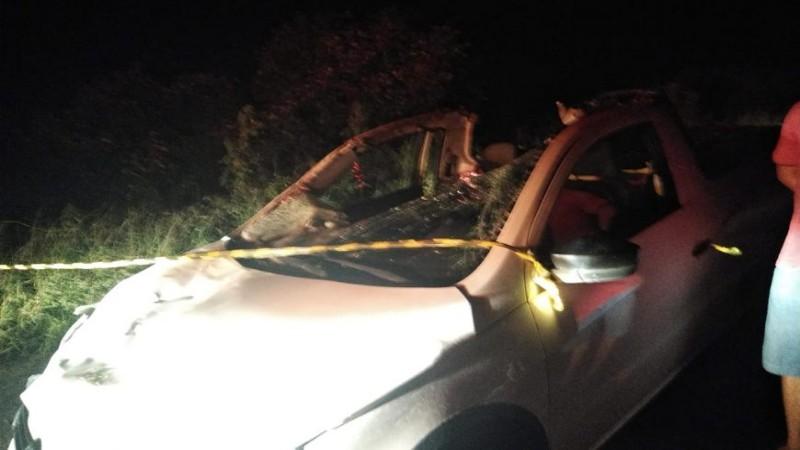 grave acidente deixa uma vitima fatal na cidade de belem pb