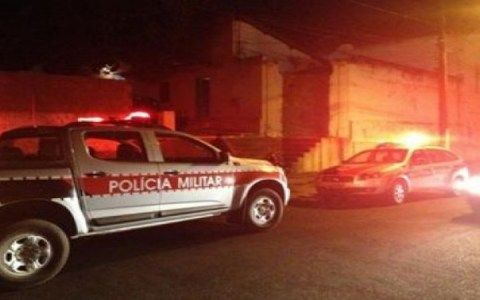 policia militar prende em flagrante suspeito de tentativa de homicidio na cidade de belem do brejo do cruz