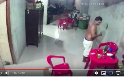 sargento da pm se mata ao manusear sua arma video
