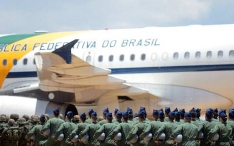 militar e preso transportando 39kg de cocaina no aviao da fab em comitiva de bolsonaro