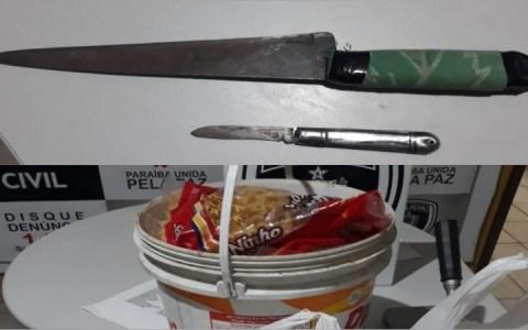 suspeitos de arrombar comercio em catole do rocha sao presos pela policia militar