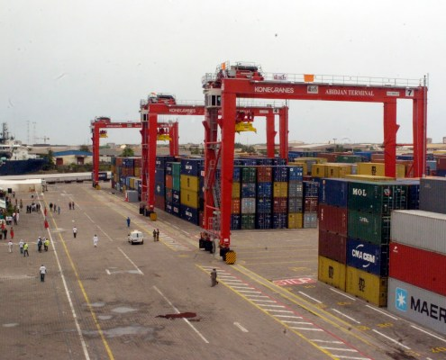 Container and car shipping to Abidjan, Ivory Coast