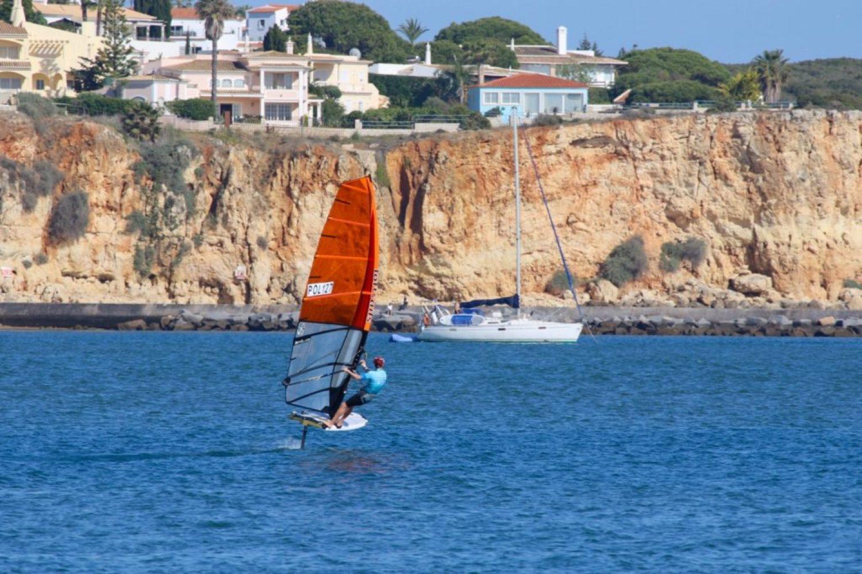 Windsurf Formula Foil Europeans 2019: Ramon Pastor Maltas