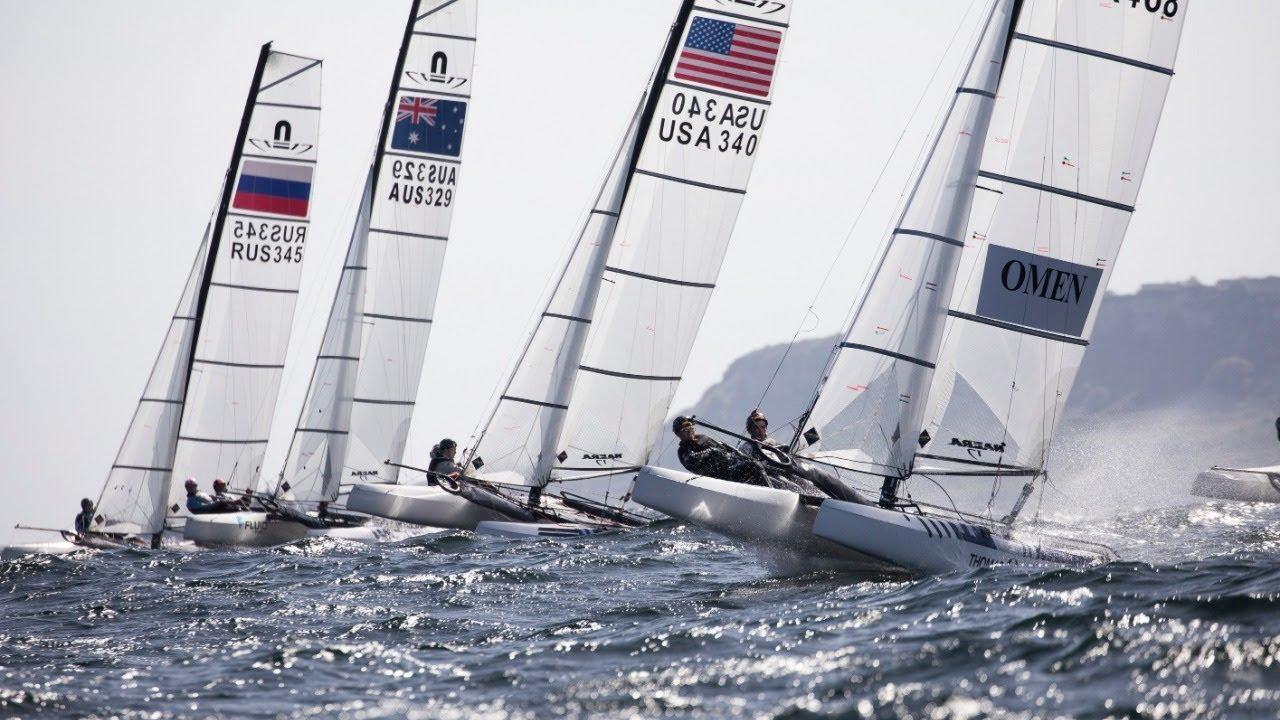 May 17, 2019 – Catamaran Racing , News & Design