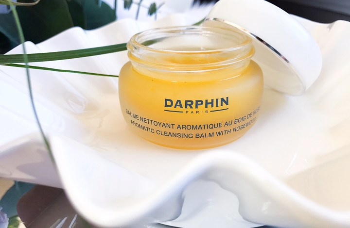 An Invitation to Indulge… Darphin Aromatic Cleansing Balm with Rosewood