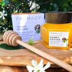 Skin Detoxing with Farmacy Beauty Honey Potion Face Mask