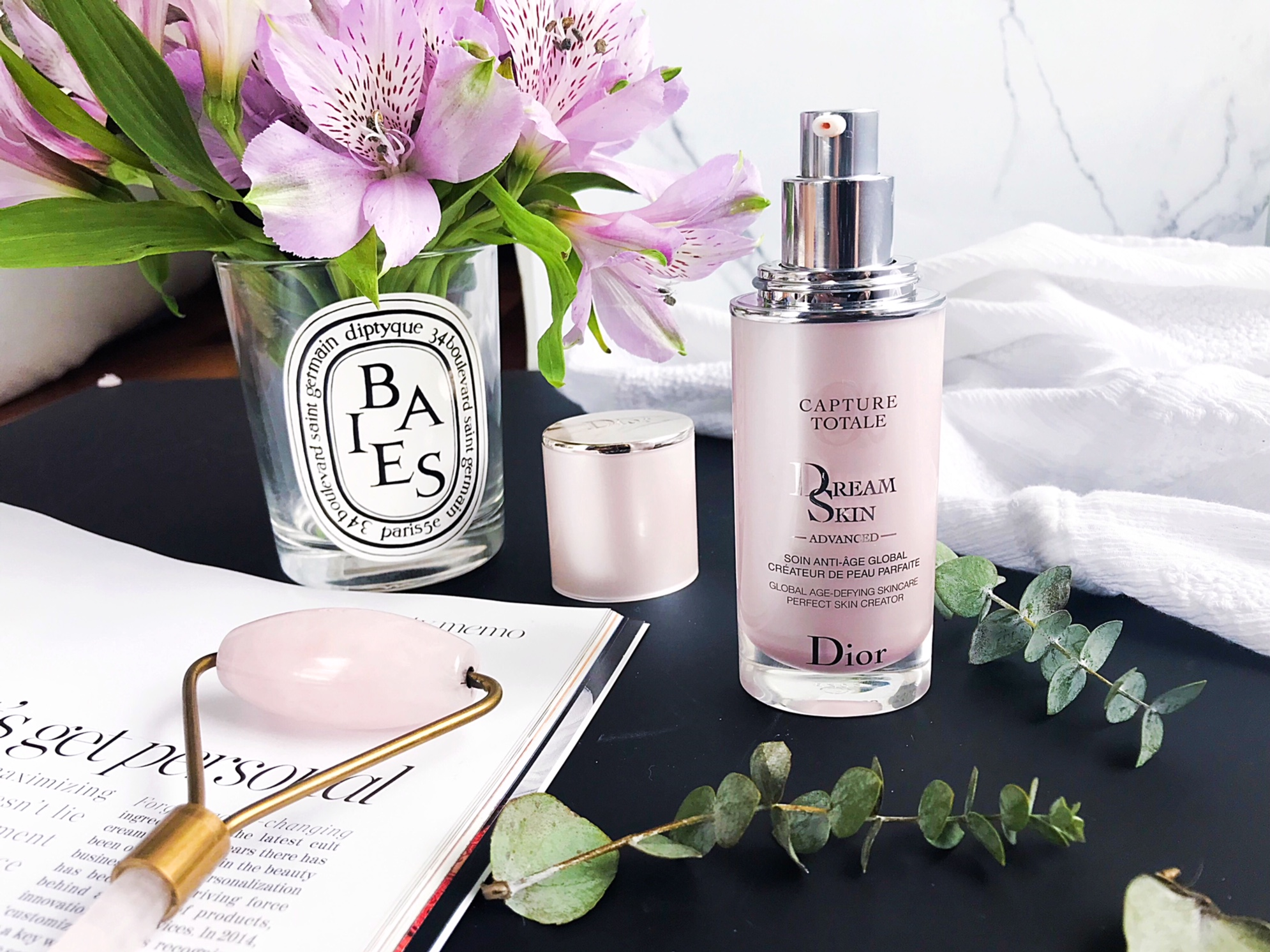 1e2fd7ba Defying Age with 'Dior Capture Totale Dream Skin Le Serum' - Cat's ...