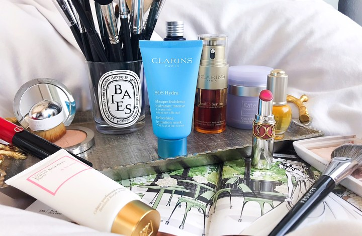How to Beat the Blues with Clarins SOS Hydra Mask