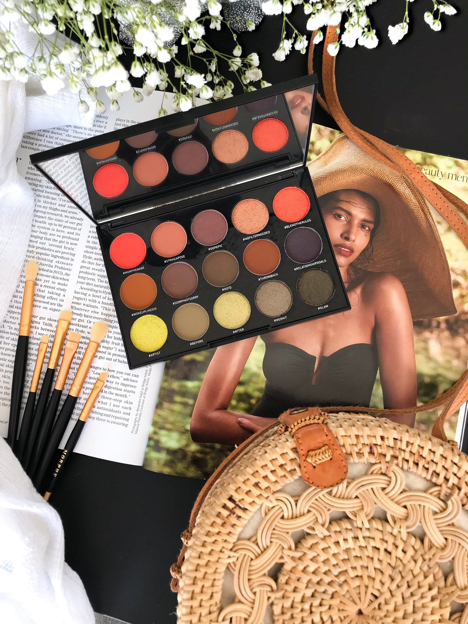Morphe Eyeshadows Are They Worth The Hype Morphe 15T