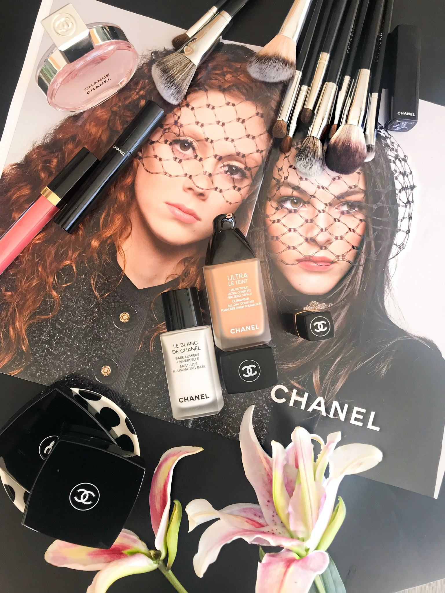 2f66e1b643d So when I heard that Chanel recently launched Le Teint Ultrawear All-Day  Comfort Flawless Finish Foundation