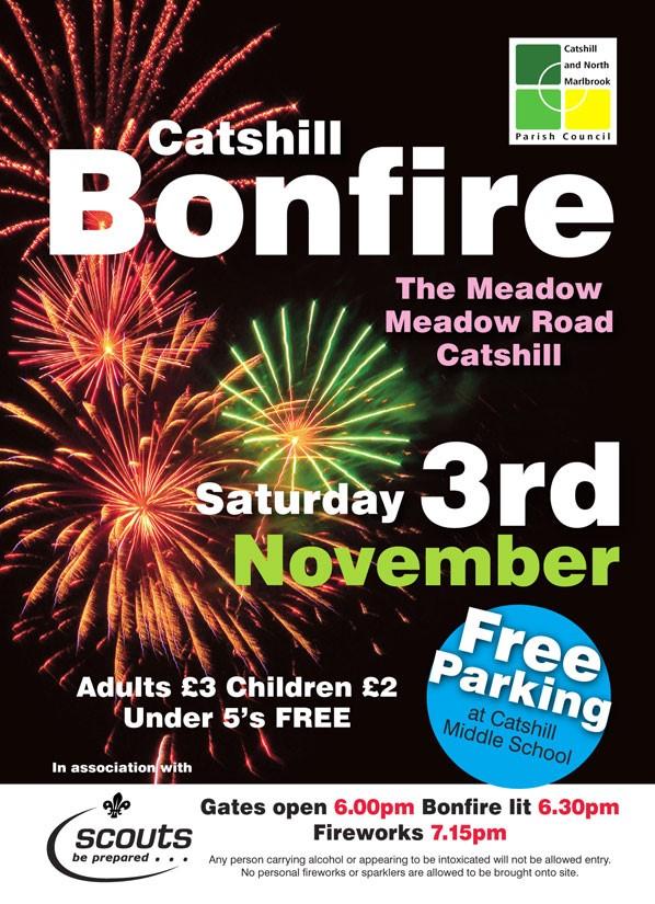 Catshill Bonfire