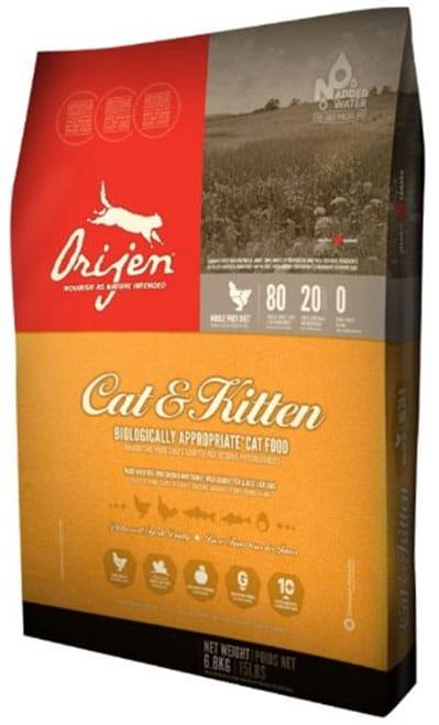 cat food brands Orijen 10 Most Expensive Best Cat Food Brands