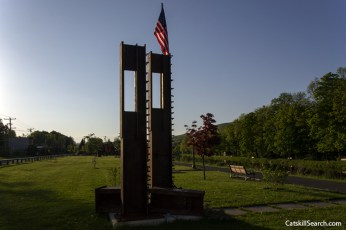 Hunter 9/11 Monument