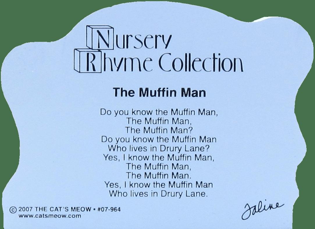 Save 5 Muffin Man The