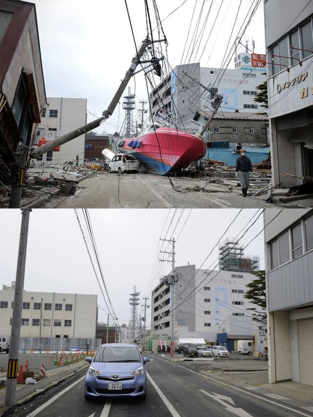 O mundo do pós-desastre