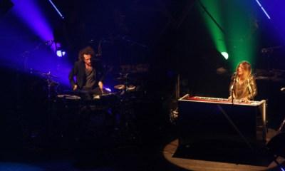 Cats On Trees en concert à Abbeville (Nina Goern et Yohan Hennequin)
