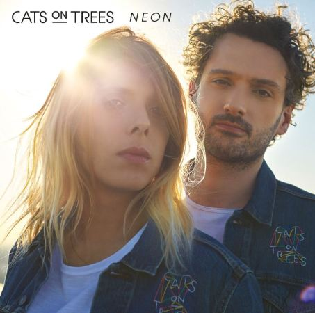 Cats On Trees Neon