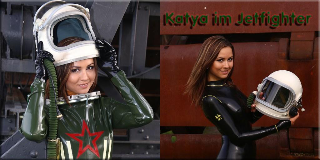 Jet-Fighterin Katya