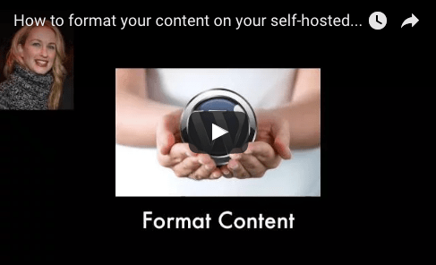 Format Content