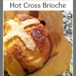 hot cross brioche