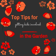 Top tips for getting kids involved in the garden