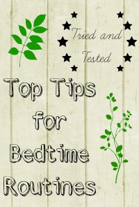 Childrens Bedtime Routines