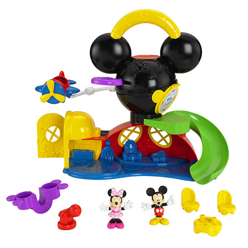 Mickey Mouse Clubhouse Fly 'n Slide Clubhouse