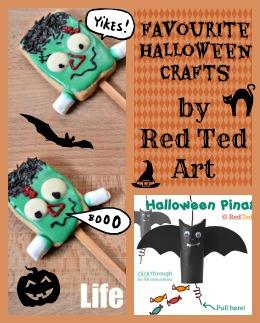 Halloween RTA Collage