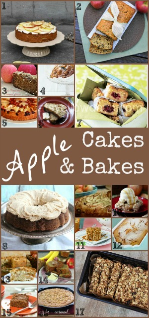 Recipes for Apple Cakes