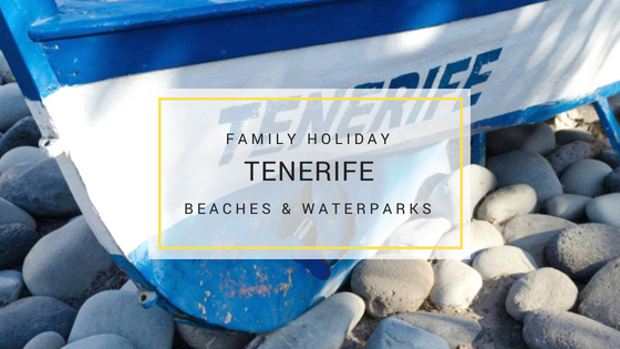 Baby animals and big rides: A family holiday in Tenerife