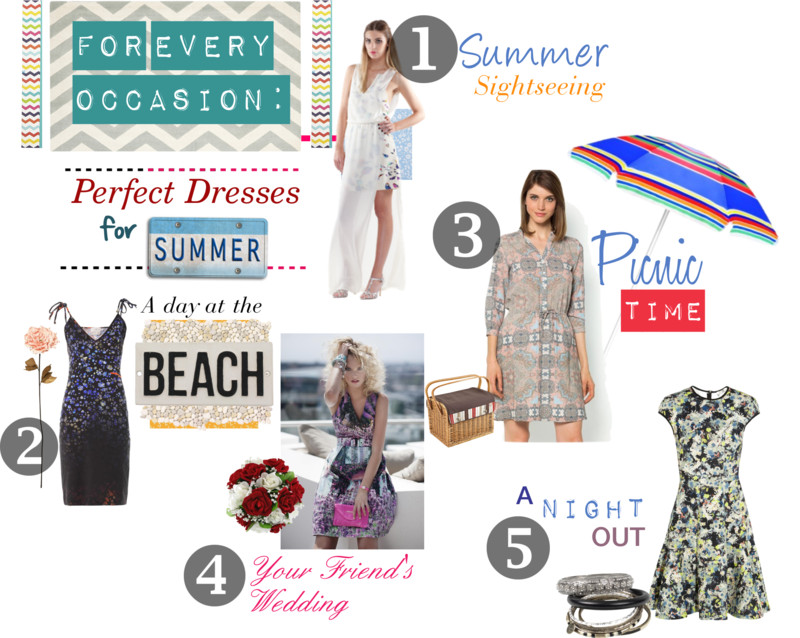 Dresses for every occassion