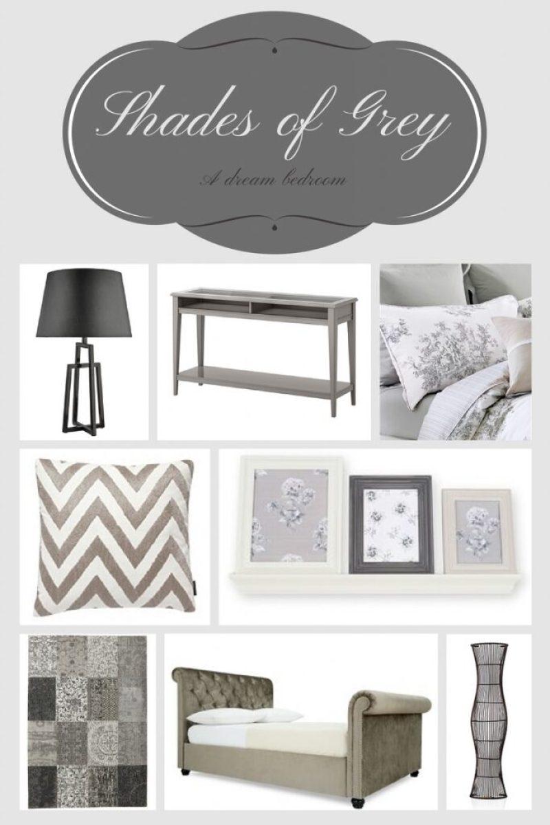 Dream Bedroom - Shades of Grey