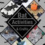 10 Bat Crafts and Activities for Halloween