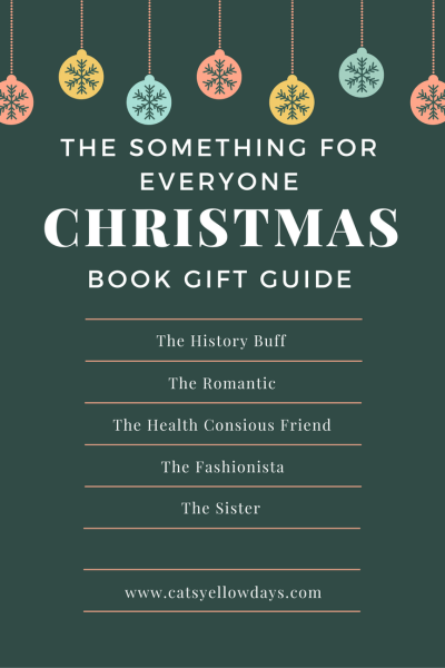 The Something For Everyone Christmas Books Gift Guide