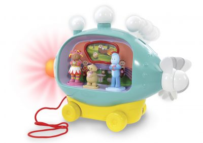 In the night garden pinky ponk play set