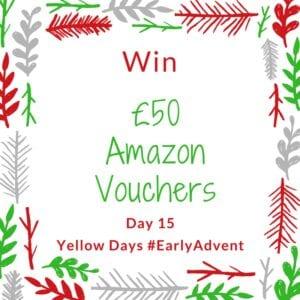Win £50 Amazon Vouchers