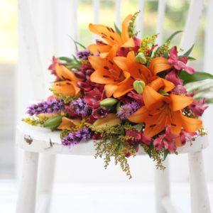 Win a Bloom & Wild Zara Flower Bouquet