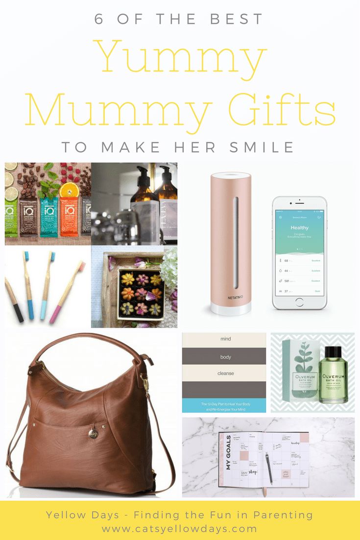 Yummy Mummy Gifts: If it's Mummy's first Christmas, new Mum gifts or a Yummy Mummy changing bag you're after, here's our selection of the best gifts for the Yummy Mummy in your life.