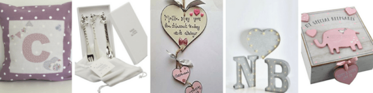 10 lovely christening gifts for girls