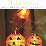 Kid Friendly Halloween Activities