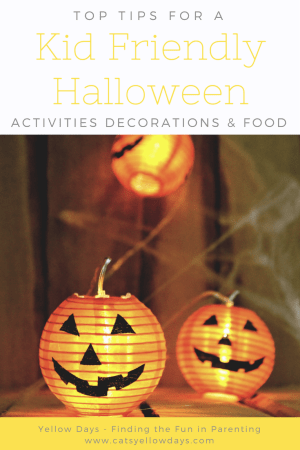 My round up ofkid friendly Halloween activities, decorations and food