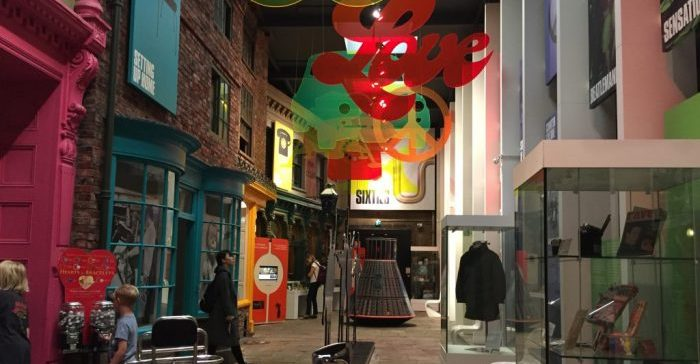 Things to do in York with kids - York Castle Museum - 60s