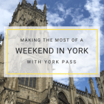 Things to do in York with kids and saving money with York Pass