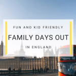 days out with kids, uk attractions for families, childrens day out